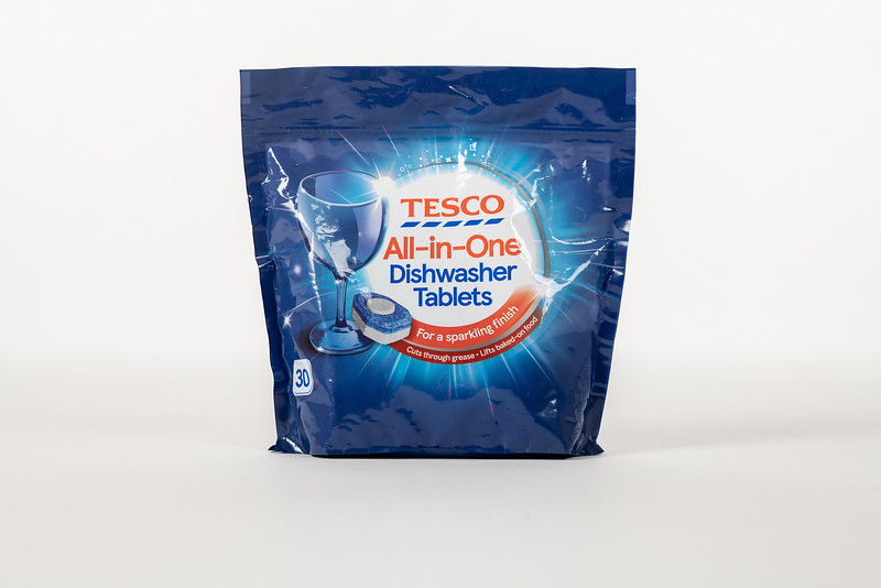 Tesco Dishwasher Tablets