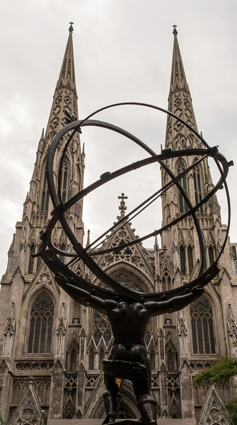 Saint Patrick's and Atlas