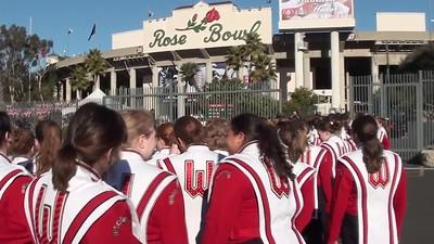 Video Rose Bowl Shoot  12-31-2010