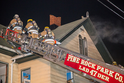 Howe Ave. Fire (Shelton, CT) 10/29/17