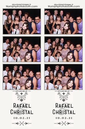 10/2/21 - Rafael & Christal Wedding