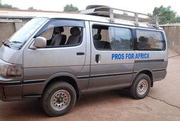 Journeying to Gulu, Uganda with Sister Rosemary Nyirumbe  - Patricia Smith
