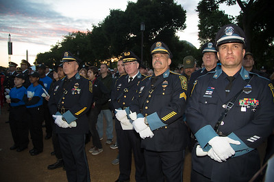 Police Week - 29st Annual Candlelight Vigil (2017)