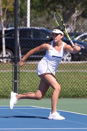 3.16.21 CSN Girls Varsity Tennis vs Canterbury