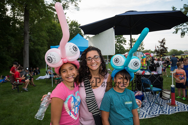 2021-8-3 Exeter's National Night Out