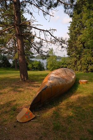 Quetico Provinicial Park Ontario