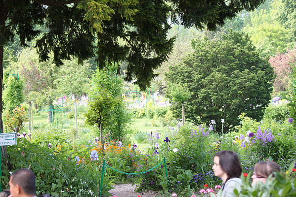 May 24, 2012-France (Giverny, Rouen)