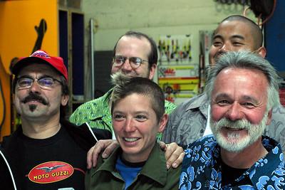 Pat's Garage Party 2003