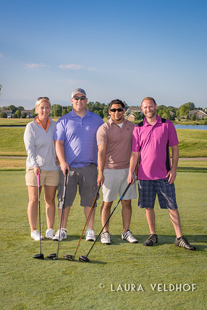 West Ottawa Athletic Boosters Golf Outing 2017