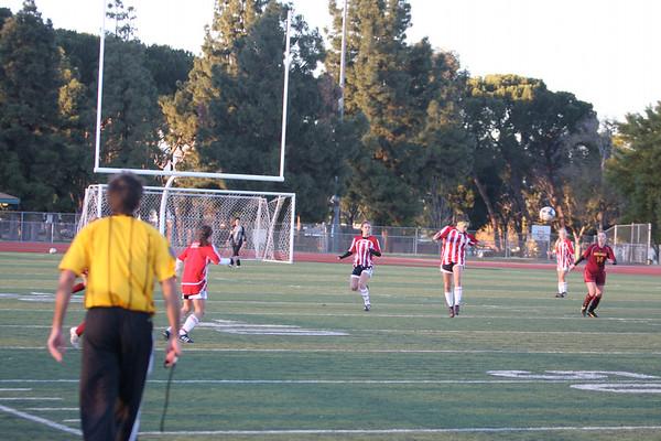 Girls soccer 12-01-2010