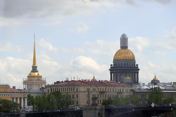 Saint Issac -St Petersburg