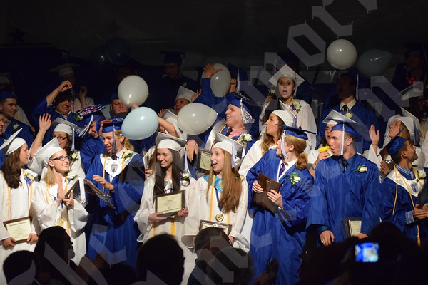 Sumner Memorial High School Class of 2015