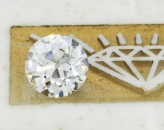1.65ct Old European Cut Diamond - GIA J, VS2