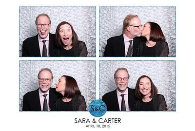 SARAH AND CARTER
