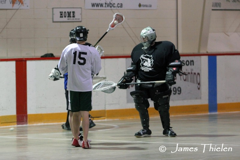 Okotoks Ice/Icemen Practice April 09, 2007