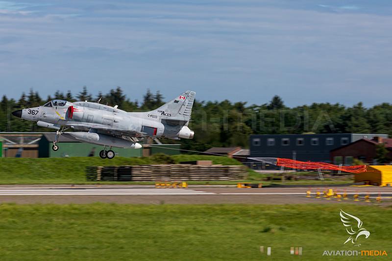 Top Aces / McDonnell Douglas A-4N Skyhawk / C-FGZD