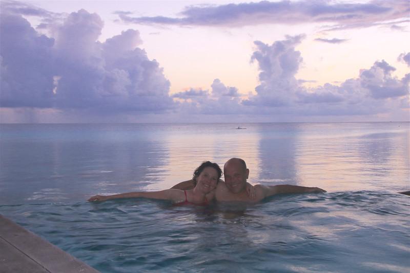 Infinite joy! - Kia Ora Resort - Rangiroa
