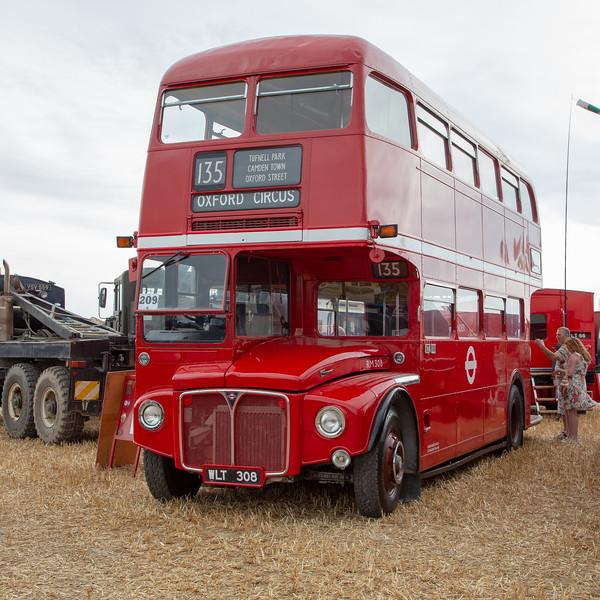 WLT308 London Transport RM308