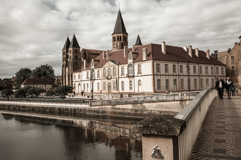 Paray le Monial Basilic - France