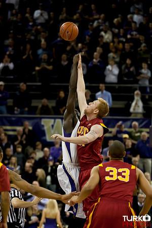 Washington vs USC 02/04/2012
