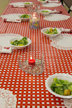 Valentines Dinner 2013