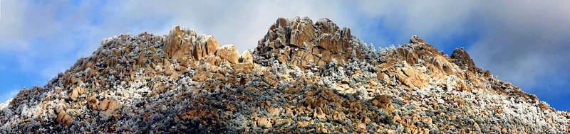 False Summit Granite Mountain
