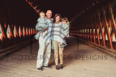 The Woodward Family | Fall 2018