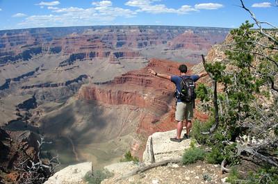 The Grand Canyon with Matt & Christina