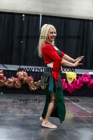 2014 Tinsel and Treasure dance events - photos