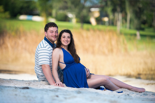 Brinsley & Tommy maternity