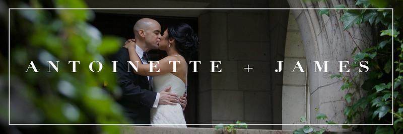 Antoinette + James