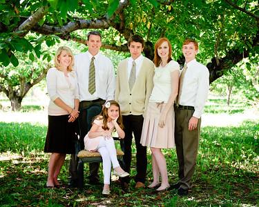 Larsen Family Sept 2010