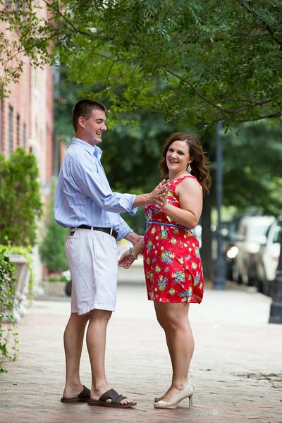 Sarah & Matt -- July 8, 2014