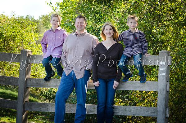 The Burnside Family