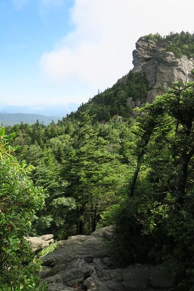Grandfather Trail -- 5,760'
