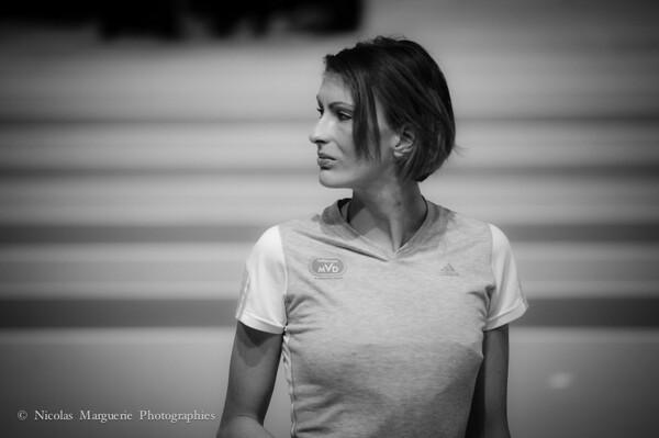 Des Athlètes Pour Un Portrait
