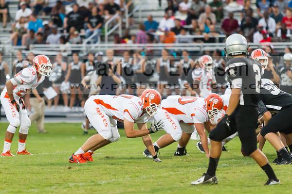 Boone Varsity Football #45 - 2013