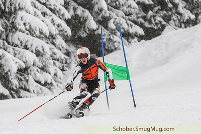 2015-02-25 Wagrain Giant Slalom Practice