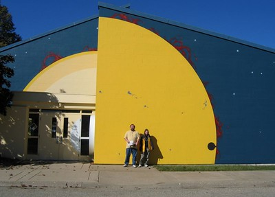 Community Solar System, Peoria, IL, October 9, 2004