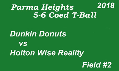 180604 Parma Heights T-Ball Field #2