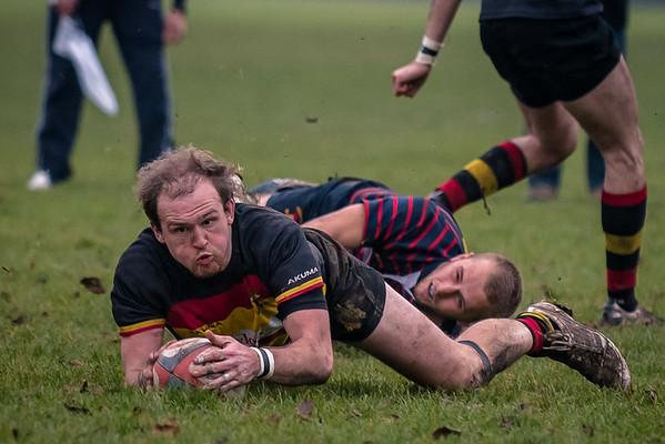 Eastleigh v Trojans