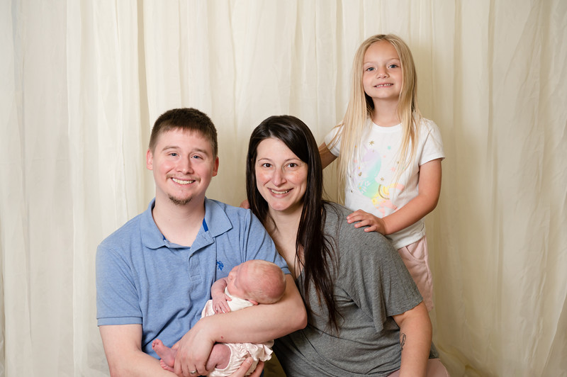 Puffinburger Family Photos