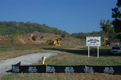 Daniel Boone Log Homes Office Construction