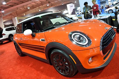 2019 Raleigh Auto Expo - Mini Cooper