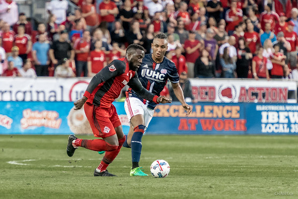 New England Revolution vs Toronto FC