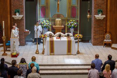 First Mass - Fr. Glen Dmytryszyn