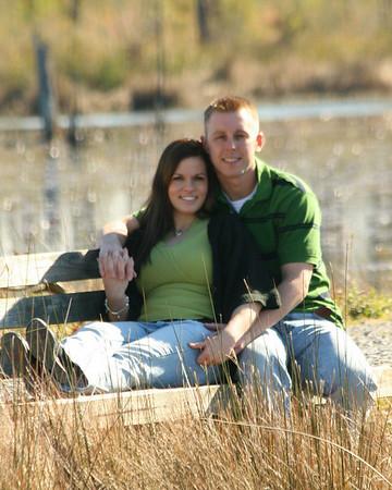 Chris and Lindsay Engagement