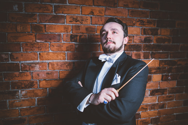 Freelance Conductor, Jonathon-Lee Brookes