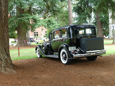 Forest Grove Concours - 2014