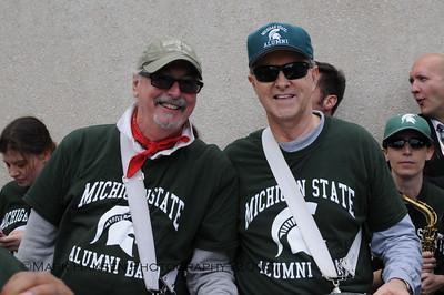Spartan Alumni Band